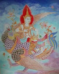 wind art wind angel thai art by a thammasak on deviantart
