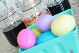 homemade easter egg dye recipe