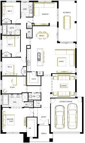 4 br house plans best 25 house plans australia ideas on one floor