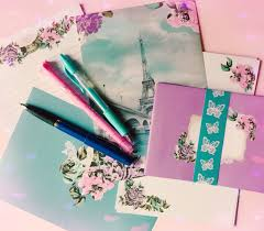 writing paper uk stationery obsession writing paper journals and the joy of if you re in the uk you ll know the joys of paperchase which has all kinds of stationery in different patterns this on has a vintage feel