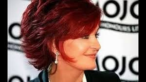 how to get sharon osbournes haircolor sharon osbourne hairstyles video dailymotion