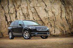 volvo truck latest model 2017 volvo xc90 excellence breaks 100 000 barrier