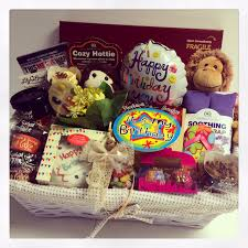 birthday gift basket happy birthday 18th balloon monkey present