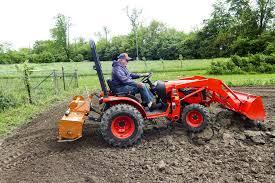 siege pour micro tracteur kubota mini tracteur caractéristiques et prix ooreka