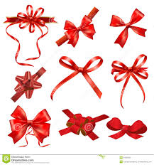 gift wrap bows ribbon bows stock image image 34550631