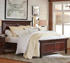 Pottery Barn Platform Bed Bed Frame As Ideal And Size Platform Bed Frame Pottery