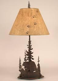bear lamps u0026 bear lighting from black forest decor