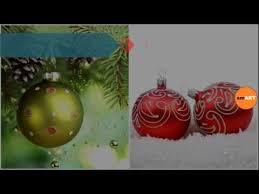 large balls tree ornaments balls