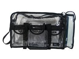 professional makeup artist supplies stilazzi pro set bag clear stilazzi professional makeup artist