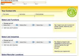 Free Online Job Resume by Pleasant Resume Tools 7 Free Online Resume Builder Resume Example