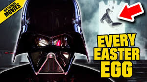 talking easter eggs rogue one easter eggs and references rogues