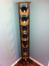 best 25 corner wine rack ideas on pallet wine racks