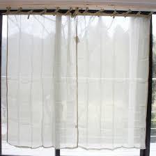 bon eto rakuten global market topanga 100 linen curtain 180 cm