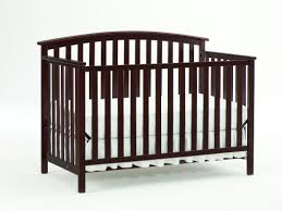 Oak Convertible Crib by Graco Freeport Convertible Crib Cherry