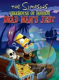 Simpsons Carrot Curtains Trade Reading Order Review The Simpsons Treehouse Of Horror