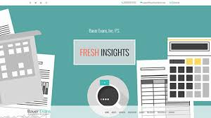favorite accounting website templates
