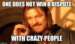 Memes About Crazy People - one does not simply meme imgflip