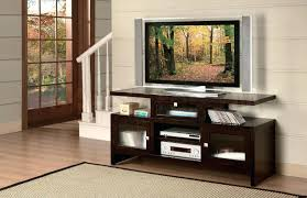 tv stand montgomery espresso corner electric fireplace media