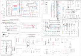 312c excavator electrical schematic caterpillar machinery repair