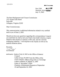 community correspondence letter from carl bloeser ft huachuca