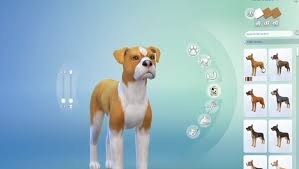 sims 3 boxer dog the sims 4 cats u0026 dogs complete list of pet breeds 170 simsvip