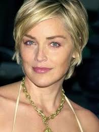 short hair for square faces on mature women 15 best collection of short haircuts for fine hair and square face