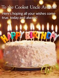 cool birthday candles to the coolest happy birthday card birthday greeting