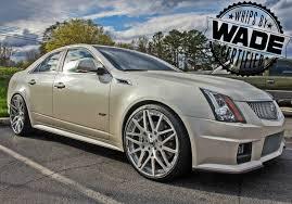 cadillac cts 22 inch rims butler tire cts v on 22 forgiato maglia wheels