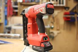 milwaukee fuel 18 gauge brad nailer 2740 21ct a concord carpenter