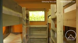 Wall Tent Platform Design by Well Decorated Safari Tent Deluxe Camping Resort Glamping Eco