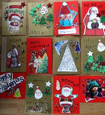100 homemade christmas card ideas handmade christmas card ideas