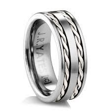 silver mens wedding bands best 25 modern mens wedding bands ideas on men