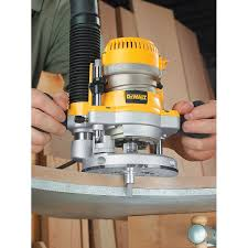 dewalt dw6182 plunge base power router accessories amazon com