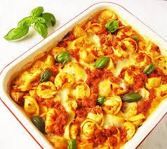 cuisine facile tortellini al forno facile 2pots2cook
