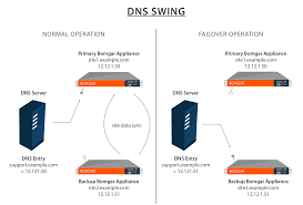 How Dns Works by Set Up Dns Swing For Failover Appliance Configuration