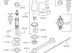 pfister kitchen faucets parts astonishing kitchen delta bathroom sink faucet parts diagram