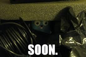 Gopher Meme - gordon gopher soon jpg