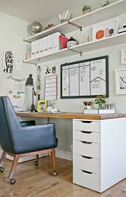 Cheap Home Decorating Ideas Small Spaces Home Office Wall Decor Ideas Offices Designs Small Space Desks