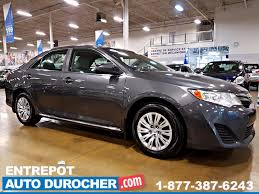 auto durocher used toyota camry 2014 for sale in laval stock