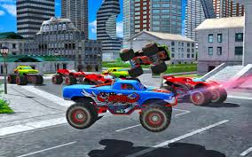 monster trucks racing games monster truck racing legends android apps on google play