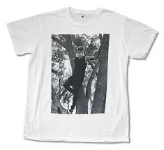 Tree Shirt Justin Bieber In A Tree White T Shirt New Official Band