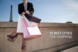 10 best cities for shopping