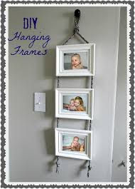 Hanging Pictures Ideas by Diy Hanging Frames Tutorial Tatertots And Jello