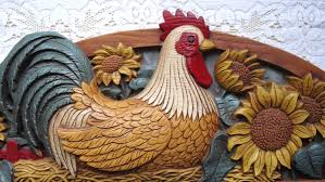 Rooster Home Decor Mellow Monday The French Country Rooster Couleurnature