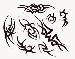 tribal tattoo template