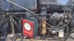 deutz ax 4 60 presion aceite youtube