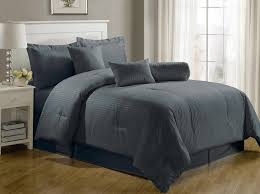 light grey comforter queen amazing total fab charcoal grey comforter bedding sets throughout