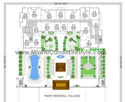 Icon Brickell Floor Plans Nine Mary Brickell Village Floorplans Miami Condo Lifestyle