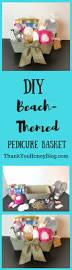 25 best beach basket gift ideas on pinterest beach gift baskets