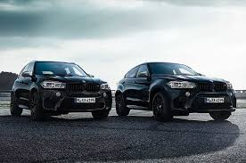 bmw jeep 2017 bmw introduces black fire edition x5 and x6 m automobile magazine